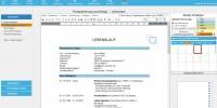 Lebenslauf ,Bewerbung, chronologisch, europäisch, international